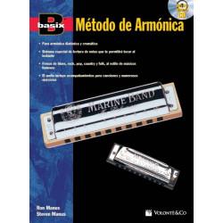 Método de Armónica Basix +cd
