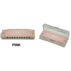 Armónica Suzuki Play 365 Days Pink