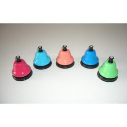 Juego de 8 campanas afinadas sobremesa cromáticas Honsuy