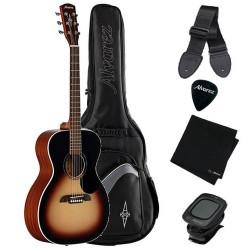 Pack Guitarra Acústica Alvarez RF26SSB-AGP