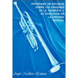 Programa de estudios sobre los orígenes de la trompeta y su evolución en la historia musical
