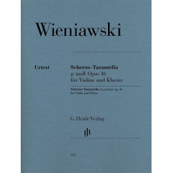 Wieniawski: Scherzo y Tarantella Op.16