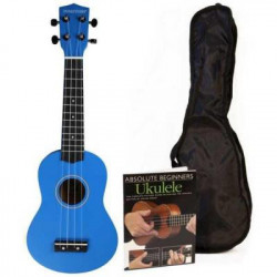PACK Ukelele Pure Tone (Azul)