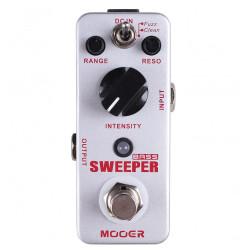 Pedal MOOER SWEEPER Bass filter