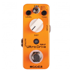 Pedal MOOER ULTRA DRIVE MKII Distortion