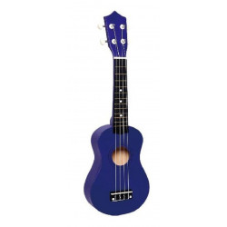 Ukulele Fzone Midnight Blue +Funda