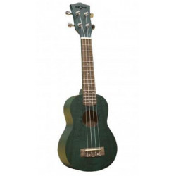 Ukulele Fzone FZU110 Midnight Green +Funda
