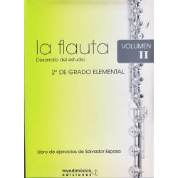 La Flauta: Desarrollo del Estudio 2ºv