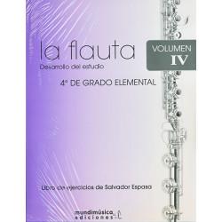 La Flauta: Desarrollo del Estudio 4ºv