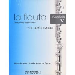 La Flauta: Desarrollo del Estudio 5ºv