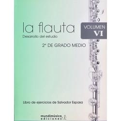 La Flauta: Desarrollo del Estudio 6ºv