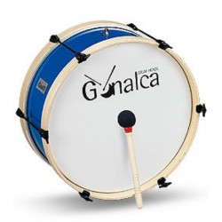 Bombo Infantil Charanga 35x18 Gonalca 04094