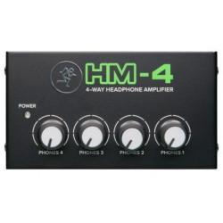 AMPLIFICADOR DE AURICULARES MACKIE HM-4