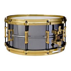 Caja Metálica LUDWIG LB417BT Black Beauty Brass 14″x6,5″