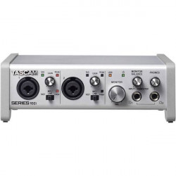 Interface TASCAM SERIES 102i