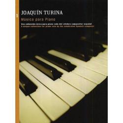 Turina Música para Piano 1