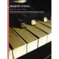 Turina Música para Piano 2