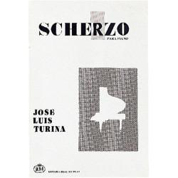Turina Scherzo para Piano