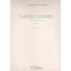 Turina Danzas Gitanas