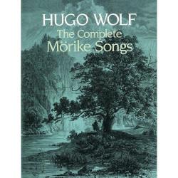 Wolf Canciones Piano