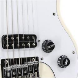Guitarras Eléctricas VOX  SDC-1 MINI WHITE