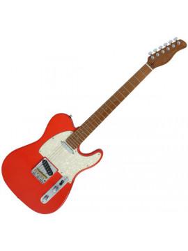 Guitarra Eléctrica SIRE GUITARS T7 FRD FIESTA RED